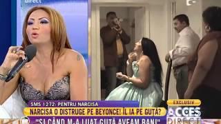 Narcisa O provoc pe Beyonce sa-mi schimbe 10.000 de euro