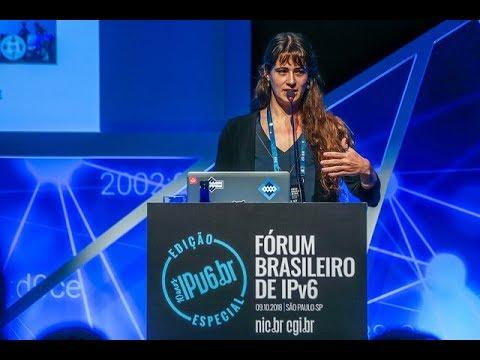 [10 anos IPv6.br] Keynote: A importância do IPv6 para a Internet das Coisas (Português)