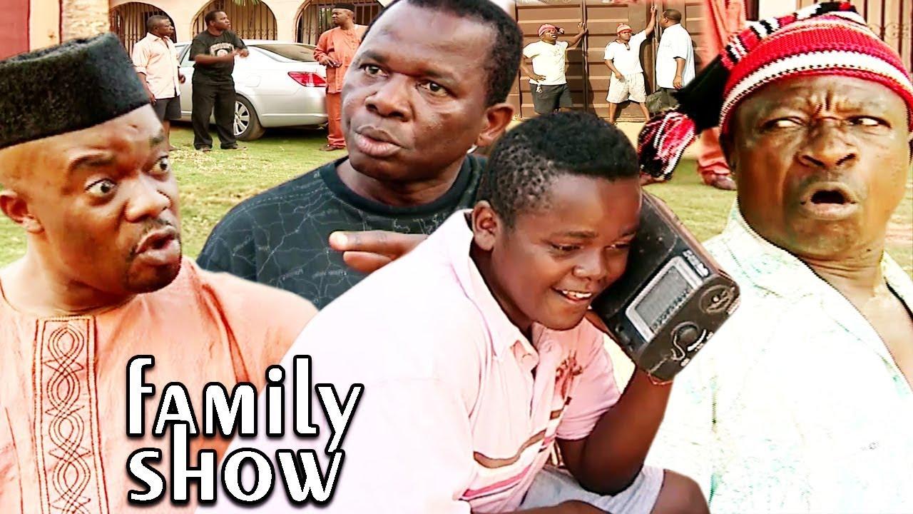 Family Show - Charles Onojie 2019 Nigerian Family Comedy Movie Full HD