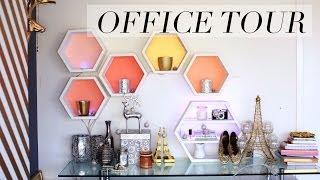 Evelina's Office/studio Tour