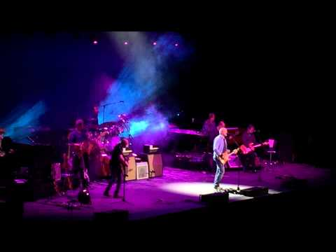 Tracker Tour Amsterdam 6th of June 2015: Mark Knopfler Telegraph Road