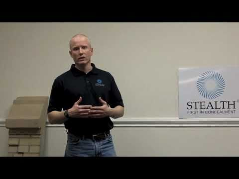 Creating a concealment project with STEALTH® Concealment Solutions ...