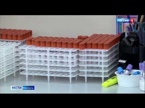 В Самарской области ожидается прирост коронавирусных больных