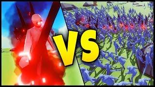 dark peasant is op dark peasant vs 1000 peasants totally accurate battle simulator the dark lord