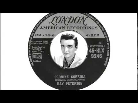Ray Peterson - Corina Corina  (1960)