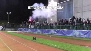 Austria Salzburg : Sturm Graz (0:5)