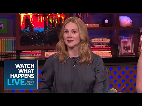 Laura Linney Confirms A 'Love Actually' Sequel? | WWHL