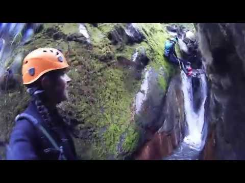 L'Ensengur - Canyoning Andorra