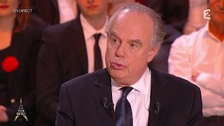 """Frédéric Mitterand à propos de Tunis : """"Ce n"""