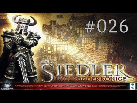 Let's Play Siedler: Das Erbe der Könige #26 -  Die Seuche [German/HD]