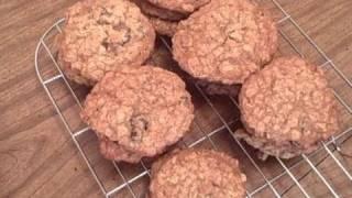Whitney Cooks- Oatmeal Raisin Cookies