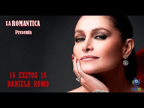 Mix de Daniela Romo 15 Éxitos Romanticos