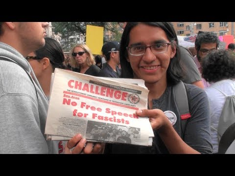 Bloody Revolution Must Replace Capitalism With Communism- DACA Honduran To Former Soviet Citizen-1/3