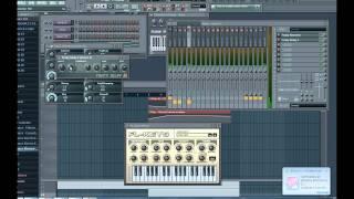 Afrojack - Bangduck (original mix) FL studio tutorial