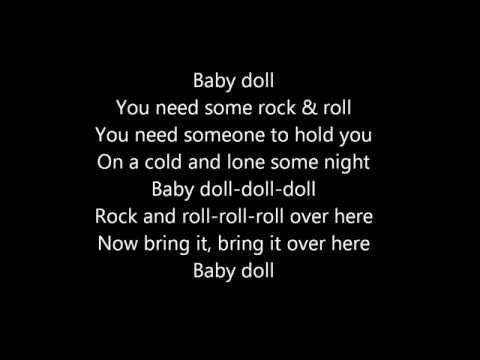 Top Cats - Baby Doll (Lyrics, Text)
