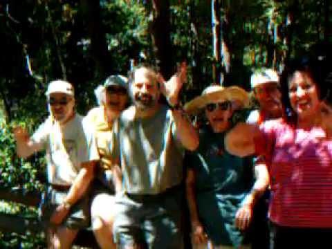 Group Photo at Big Sur