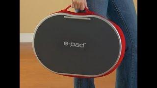 Сумка-столик для ноутбука E-Pad Laptop Desk