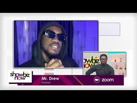 Mr Drew excited about his maiden album listening - Showbiz Now (11-08-2021)