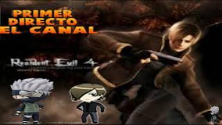 """Primer directo """"Resident Evil 4"""""""