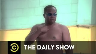 Eric the Eel - Uncensored: The Daily Show