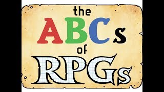 Today we present to you a reading of The ABC's of RPG's. It's a chi...