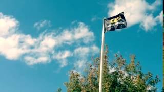 видео печать флагов харьков
