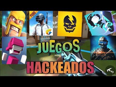 TOP MEJORES JUEGOS HACKEADOS APK MOD 2018 PARA ANDROID│ JemlYT │