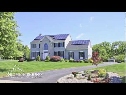 Billy T's Home Solar Energy System Installation