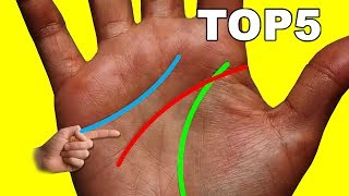 UDĚLEJ SI TEST OSOBNOSTI   TOP 5 Co o vás říkají vaše ruce?