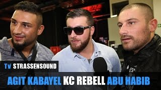 Gambar cover ABU HABIB INTERVIEW: KC Rebell, Comedy, Agit Kabayel, Facebook Star, Alberto, YOU Messe, LKW & Bus
