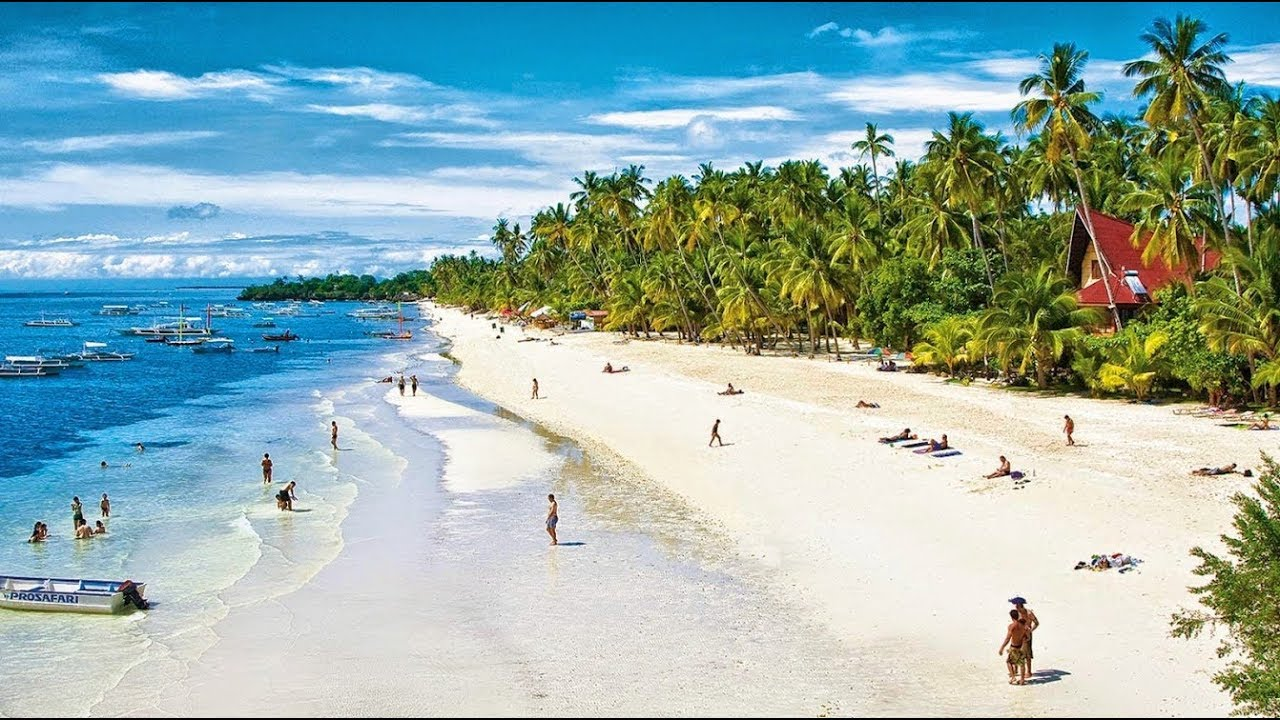 Language In 45 And 47 Stella Street: Panglao Island Beaches , Bohol