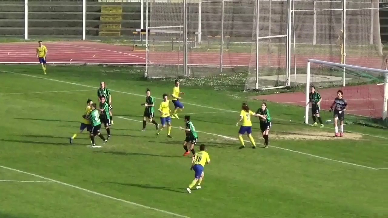 Chieti vs Tavagnacco 2-6