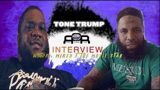 Tone Trump Speaks On AR-AB Federal Indictment