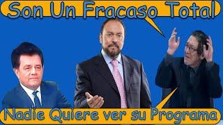 Hoy Sí. Geovani Galeas Se Les Va Con Todo A Nacho Castillo Y Moisés Urbina.