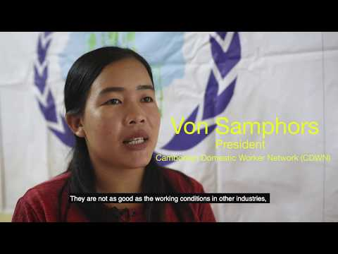 Domestic Workers Cambodia