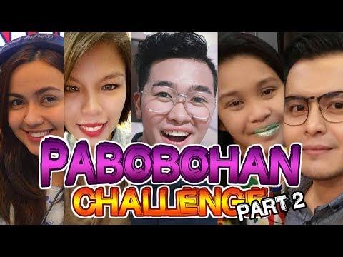Part 2! PABOBOHAN CHALLENGE Ft. Kara Karinyosa, Almira Sheil, North Tonelete & Kim Ly| CANDIYEY