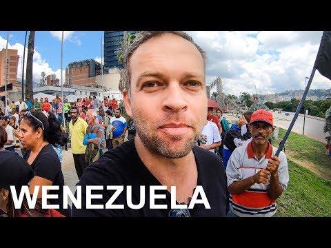 Powrót do Caracas