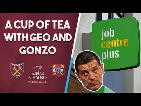 Cup of tea with Geo & Gonzo | When is Slav going & who will replace him?