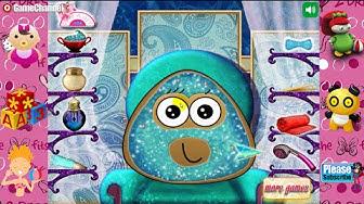 Pou Makeover &  Pou Farm Online Free Flash Game Videos GAMEPLAY