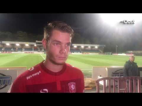 FC Twente wint bij Telstar en boekt vierde zege van het seizoen