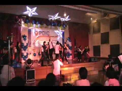 PDIC Techno Dancers