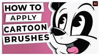 Adobe Illustrator Tutorial for Beginners: Easy Panda