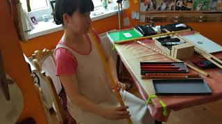 FRULA - 飯塚直 - Japanese musicians visit - PART 1 / Nao Iizuka
