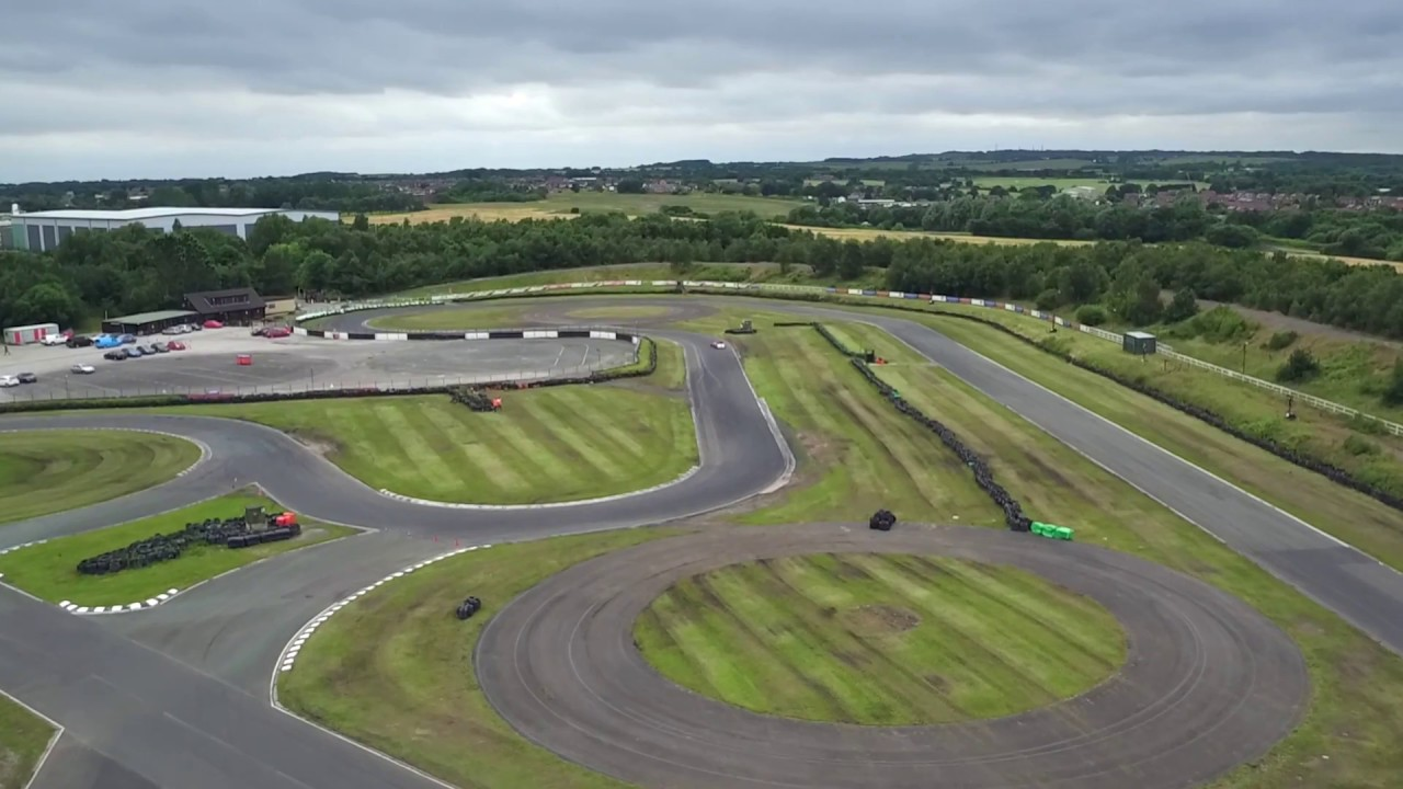 Three Sisters Race Circuit >> Aerial Drone Video Speed Of Sight Track Day Three Sisters Race Track Wigan