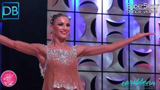 Part 6! Approach the Bar with DanceBeat! Usdc 2018! Pro Latin! Riccardo and Yulia!