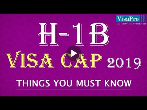H1B Cap 2019: Filing Period, Lottery Results, And What Next?