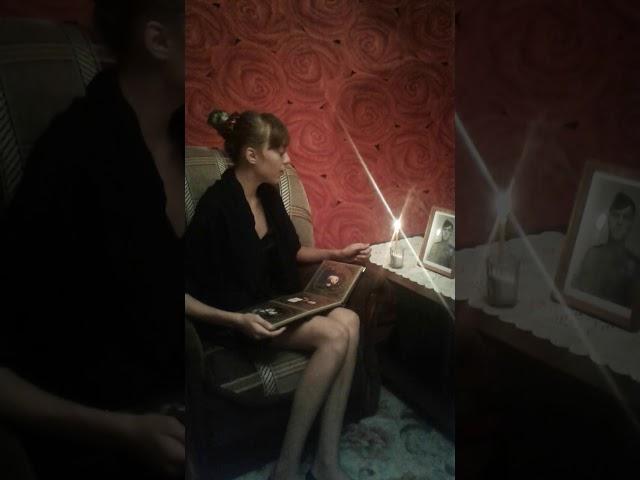 Изображение предпросмотра прочтения – СофияМихалева читает произведение «Молитва матери» С.А.Есенина