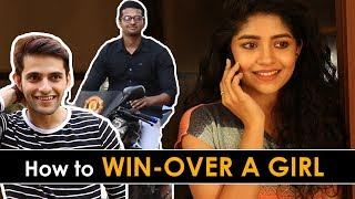 How to WIN OVER A GIRL || Best trick to Impress a girl || Funchod Entertainment ||  Funcho | FC