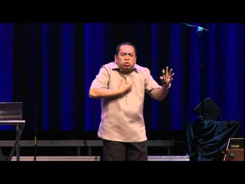 Special Message - Fast and Pray: Be Filled with God-Confidence - Bong Saquing