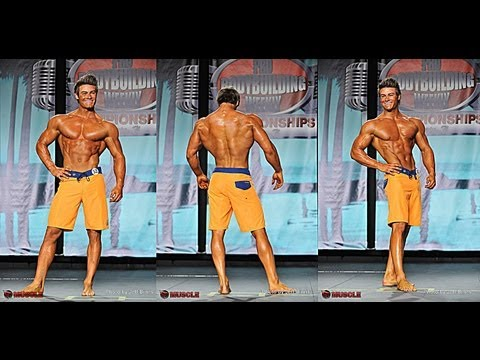 IFBB Pro Debut feat. Jeff Seid Quest to the Olympia
